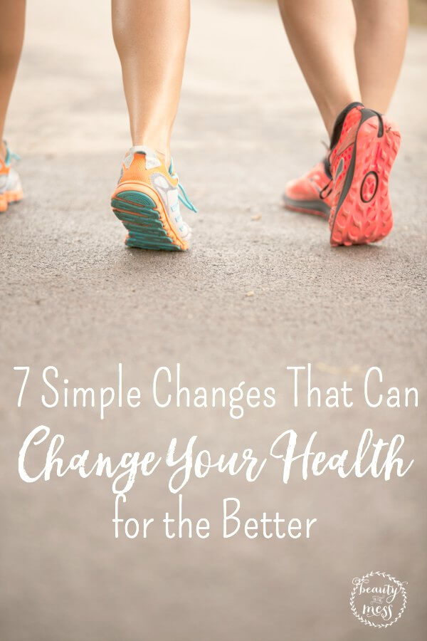 Looking for better health?  Want more energy? Trying to stay healthy this cold and flu season? Try these seven tips that will change your health for the better.