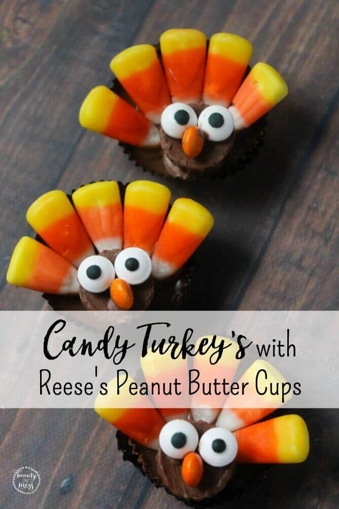 candy-turkeys-with-reeses-peanut-butter-cups