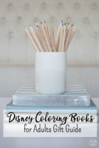 Disney Coloring Books for Adults Gift Guide