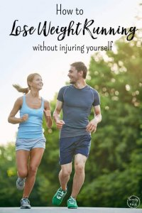 How to Lose Weight Running Without Injuring Yourself