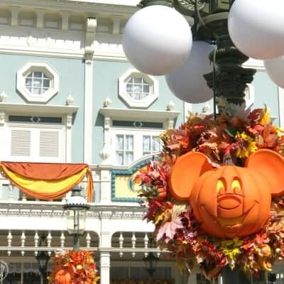 What to Bring to Mickey's Not So Scary Halloween Party