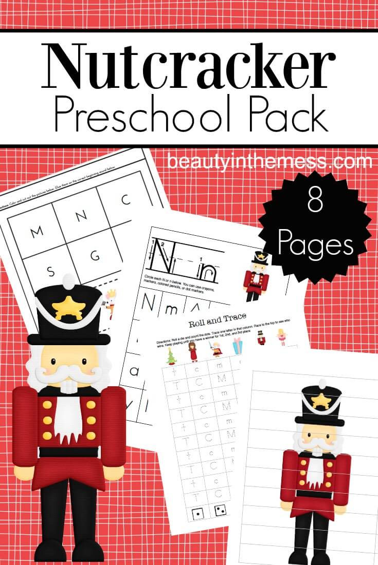 nutcracker-prek-pack