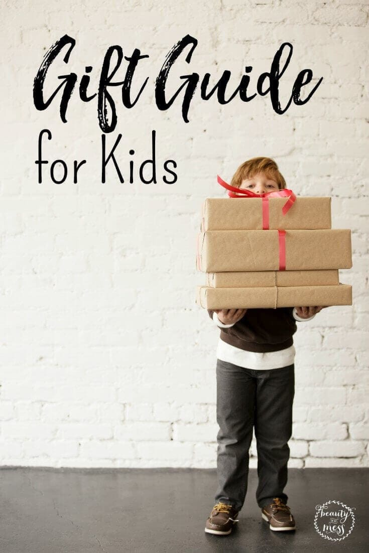 Take the stress out of Christmas shopping with this gift guide for the kids in your family. Personalized gifts as unique as the child.