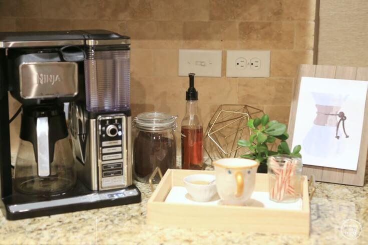 ninja-coffee-setup