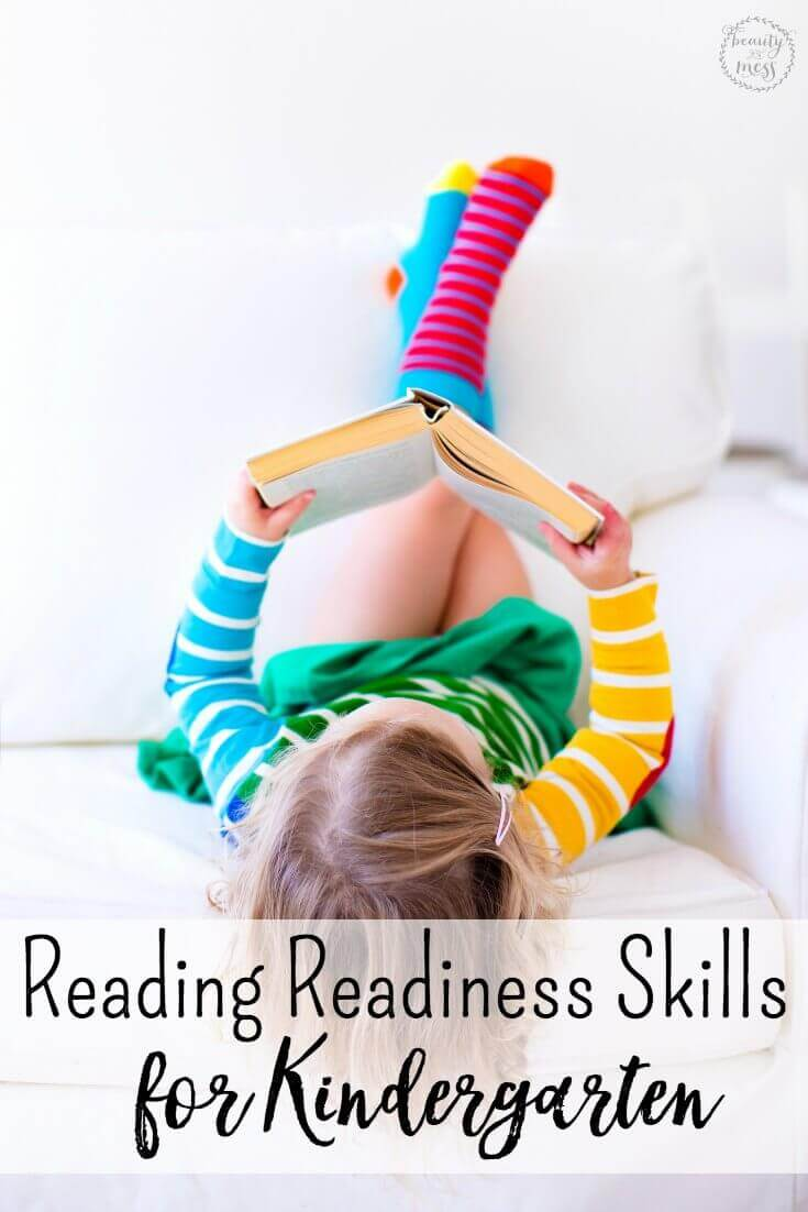 Many parents wonder if their child is ready to read. Let's discuss the basic skills a child will need in order to be ready to read.