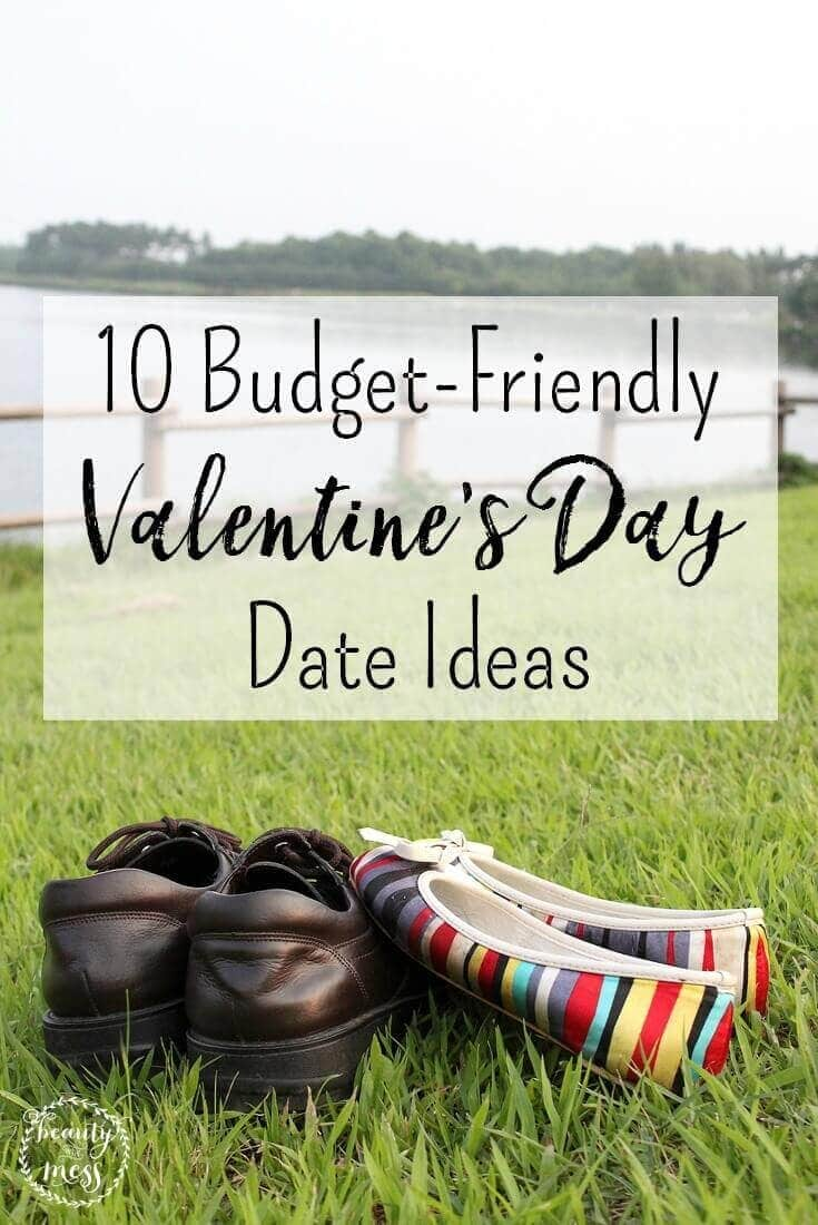 Build memories with your sweetheart, but don't break the bank.  Here are ten affordable and simple date ideas to spruce up your Valentine's.