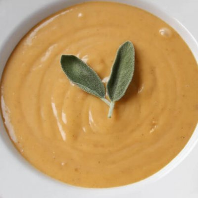 Hidden Veggie Sweet Butternut Squash Soup