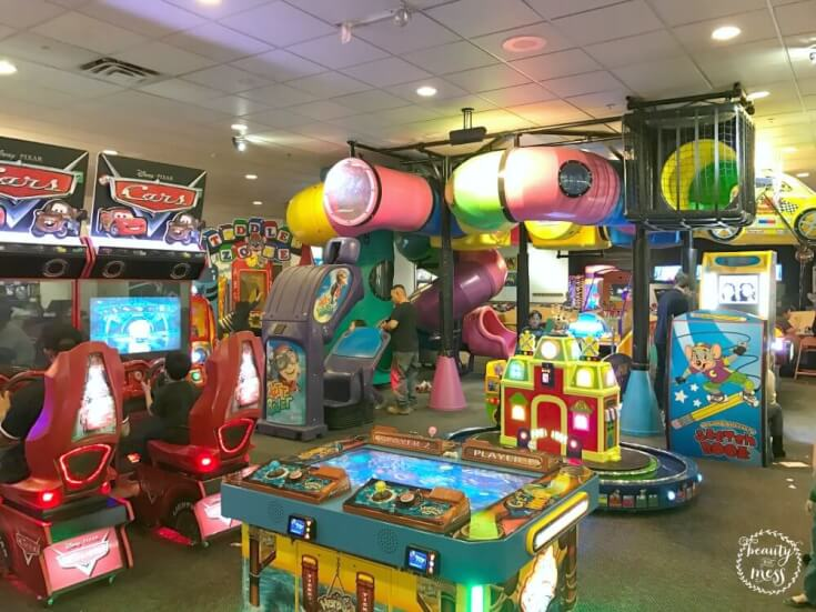 5 Reasons Why Chuck E Cheese S Is A Fun And Safe Activity For The