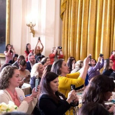 Parents Have the Power: First Lady Michelle Obama Hosts Parenting Blogger Event