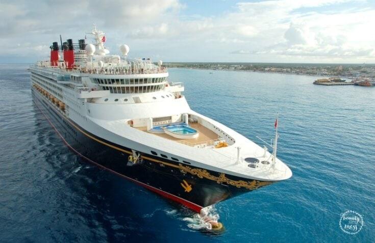 Disney Cruise Line Perks