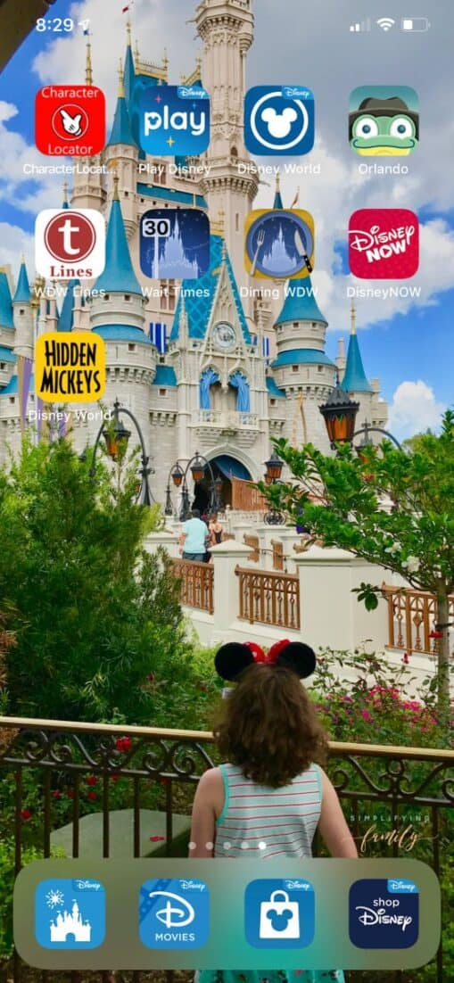 The Best Walt Disney World Apps For Your Next Disney World Vacation