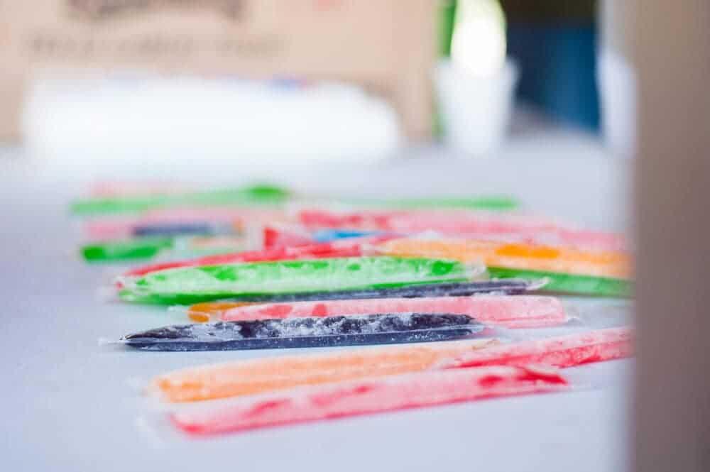 100 Summer Bucket List Ideas Ice Pops