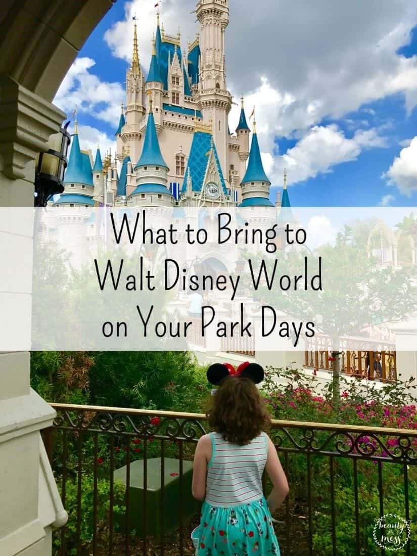 Packing for family vacations isn't easy. Don't miss these things when visiting the Parks at Walt Disney World.
