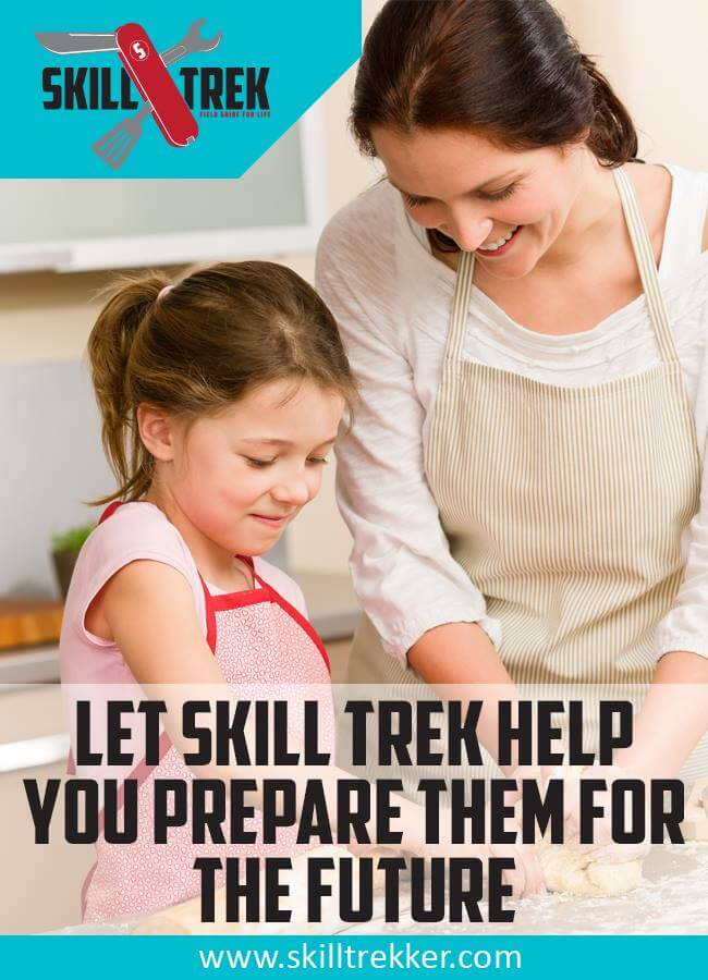 Prepare kids for the future with Skill Trek