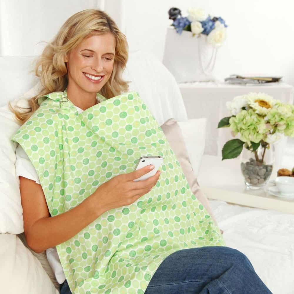 Belly Armor Nursing Cover