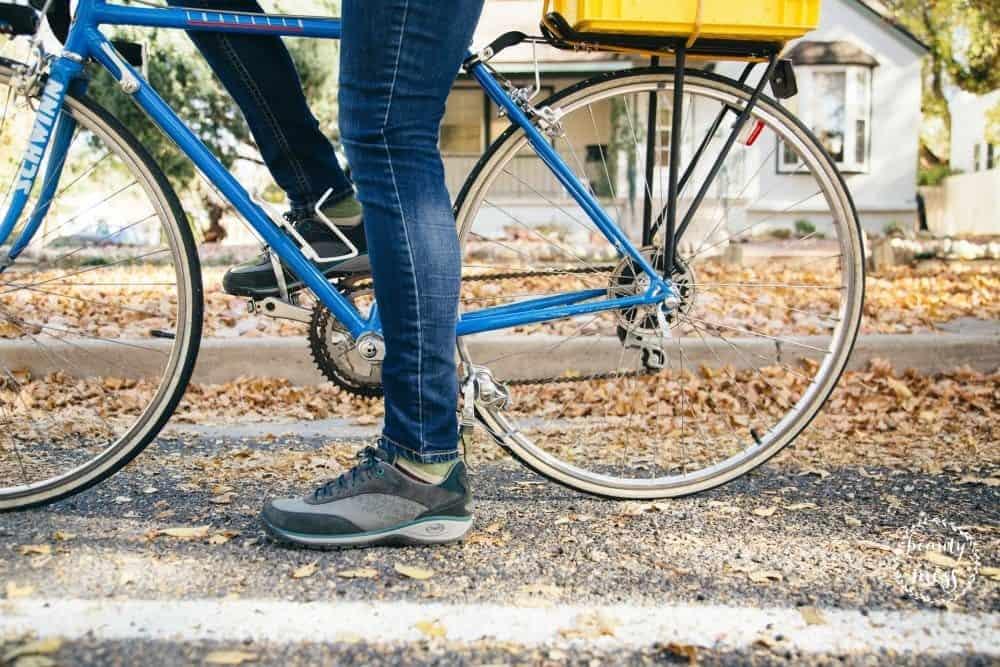 Fall Bucket List Ideas Bike Ride