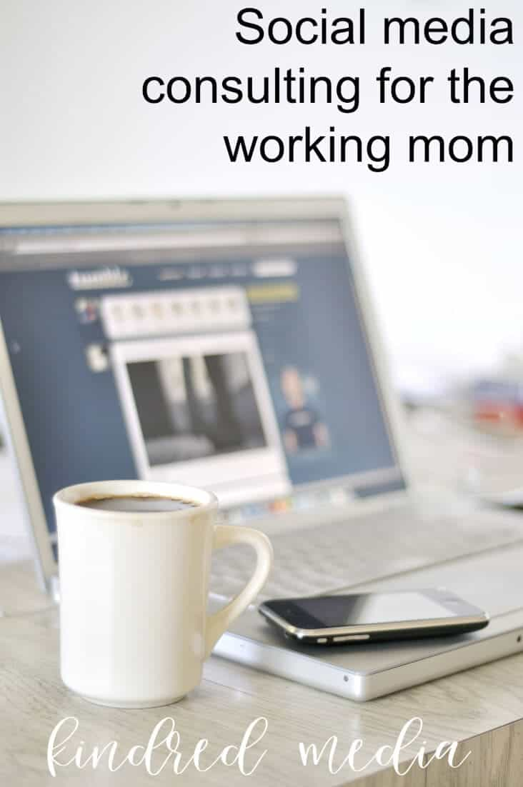 Kindred Media Consulting - social media consulting for the working mom