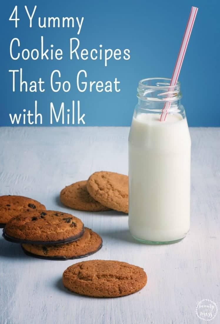 Yummy Cookie Recipes that go great with milk Heifer International