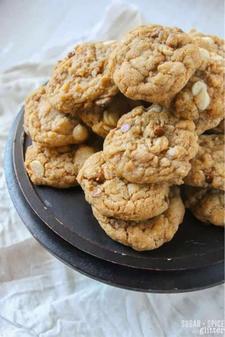 Pumpkin Spice Cookies Cooking with Kids