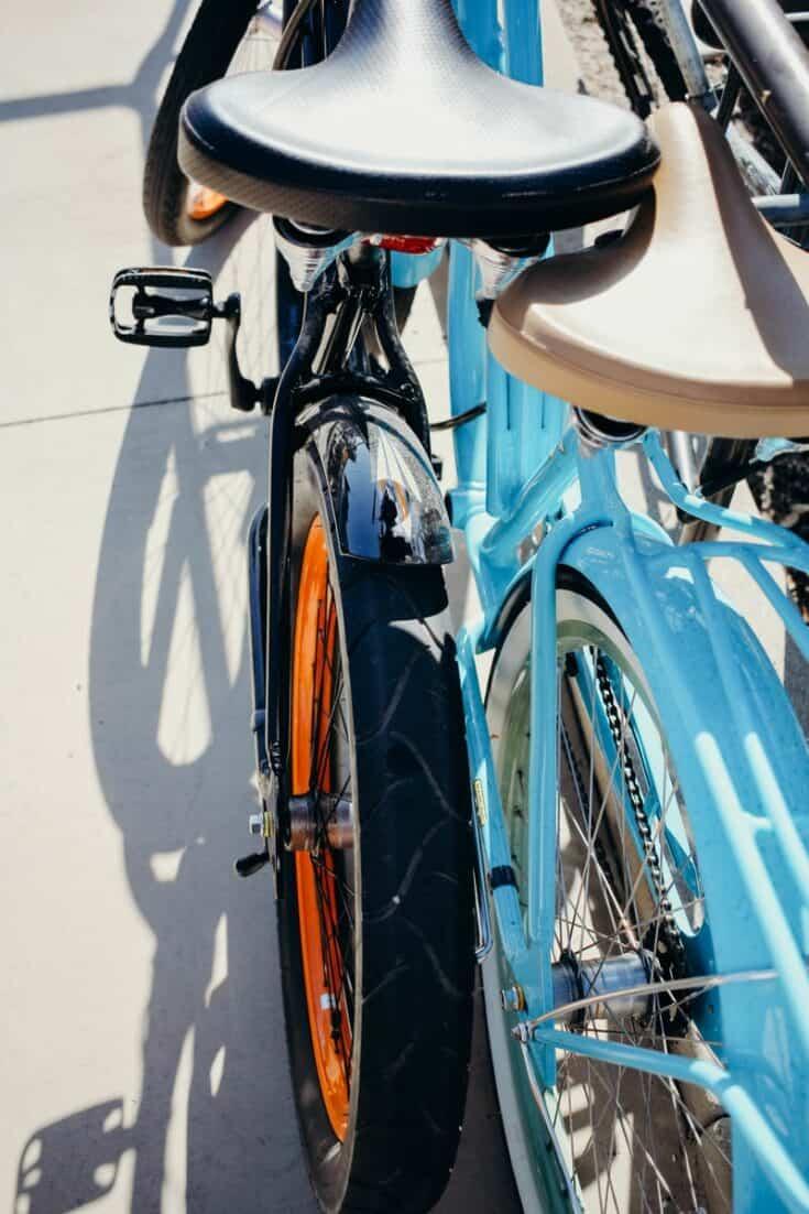 Let's go ride a bike. Date Night Idea
