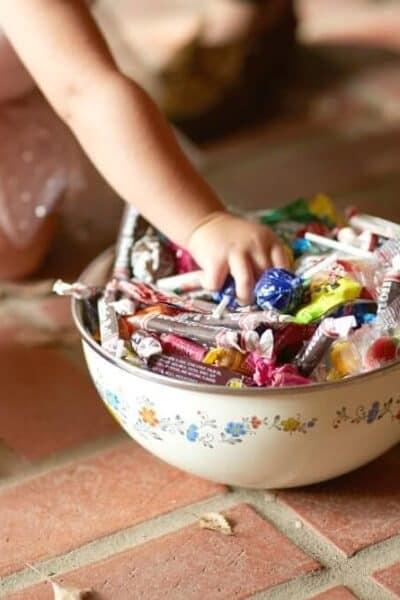 Halloween Candy Gluten Free