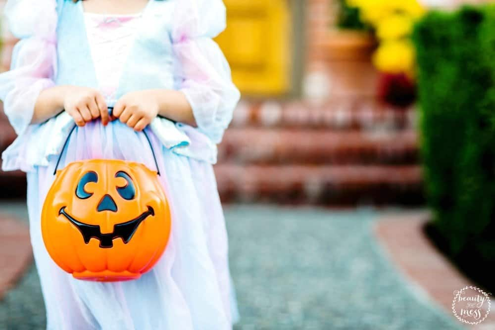 Halloween Trick or Treating Gluten Free Candy
