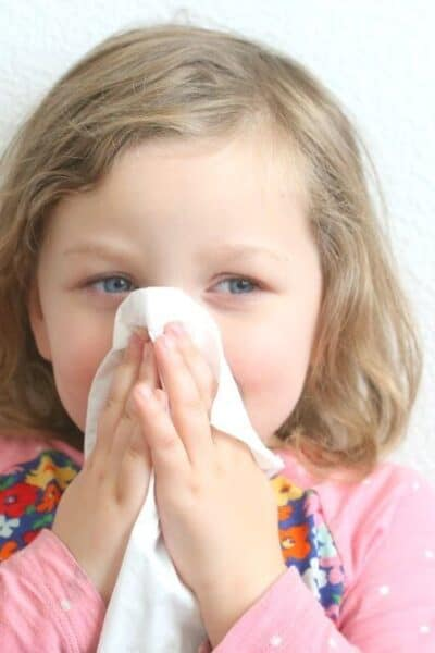 Sniffly Sneezes cold and flu season