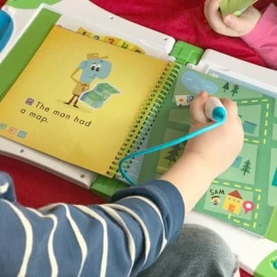 Reading Readiness with LeapStart from Leapfrog