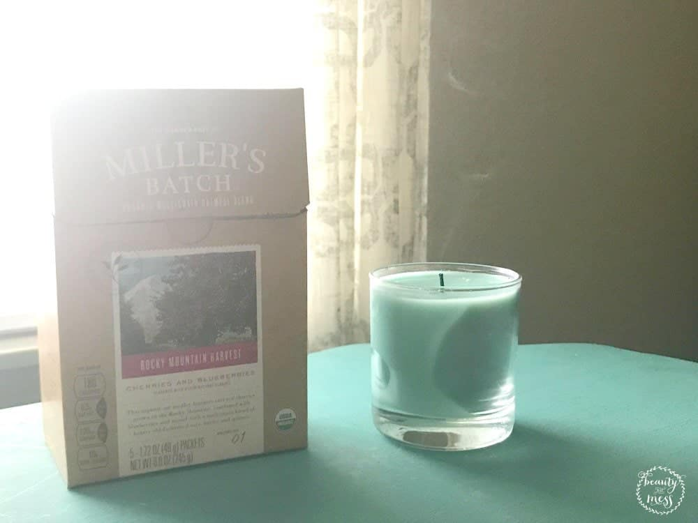 Miller's Batch Oatmeal Candle
