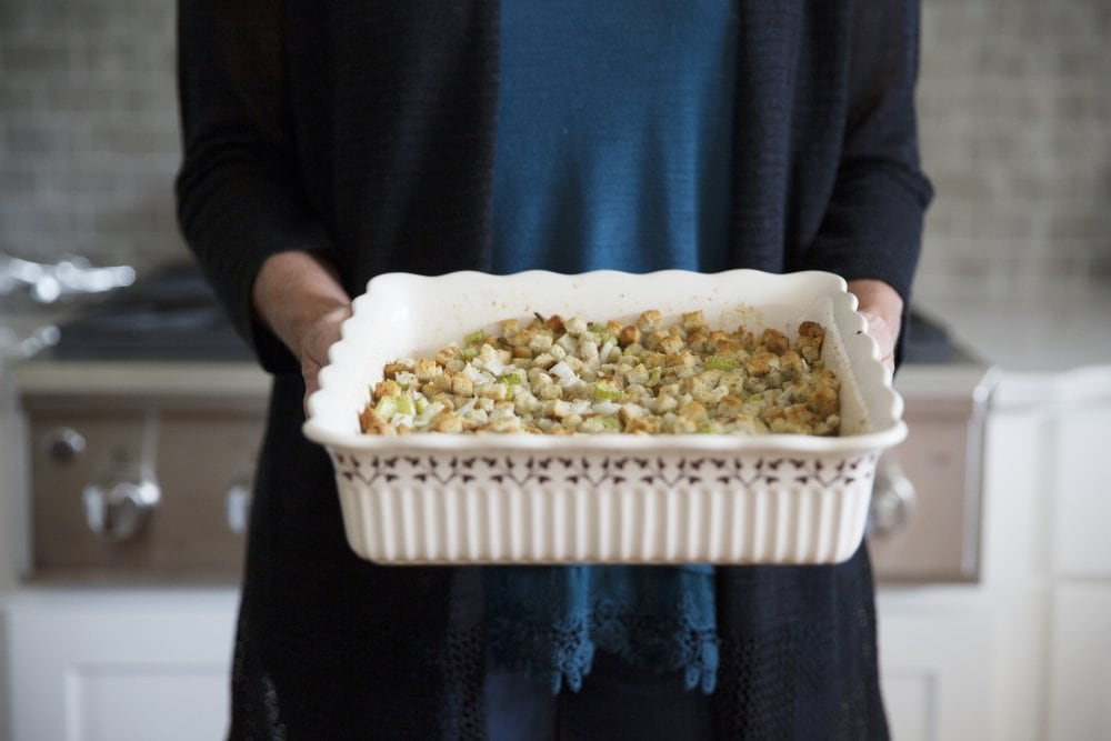 How to make gluten free cranberry stuffing