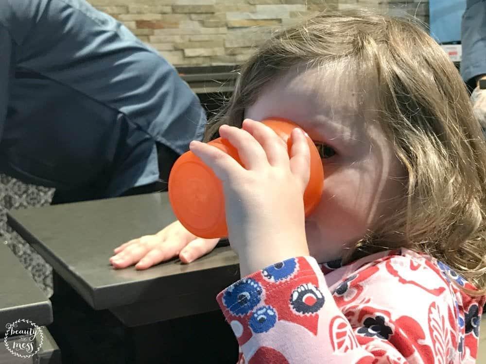 drinking water good dental hygiene