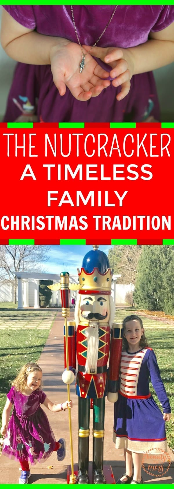 Christmas traditions come in all different shapes and sizes. They can be as simple as wearing matching pajamas Christmas morning or drinking hot cocoa while looking at Christmas lights. Come read how one experience became a tradition will we treasure for years to come.