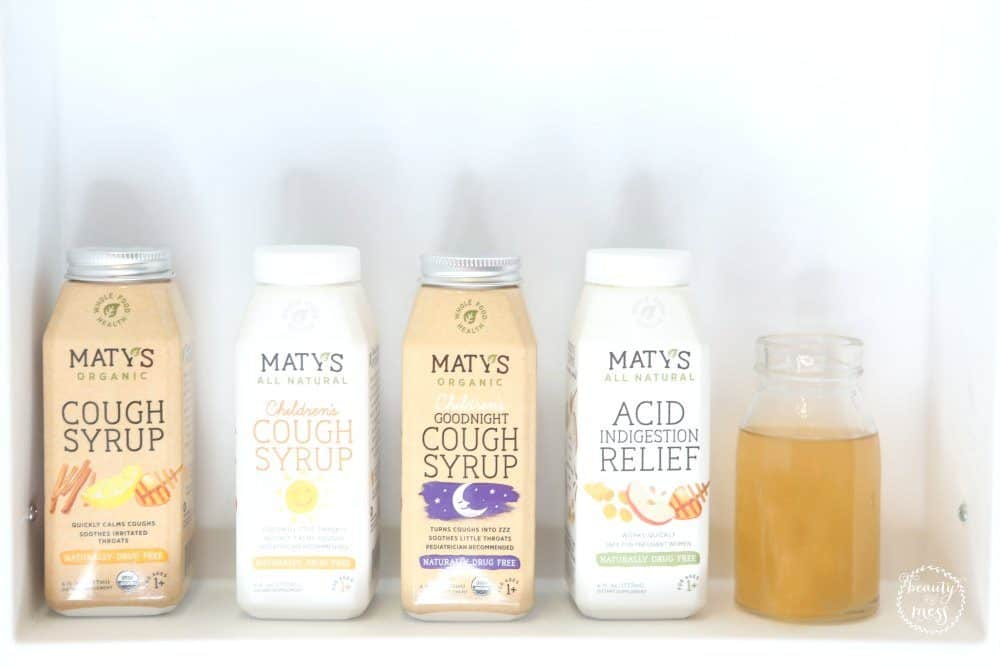 Maty's Natural Medicine Cabinet