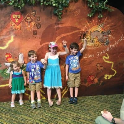 Should I Take My Preschooler to Walt Disney World®? What You Need to Know