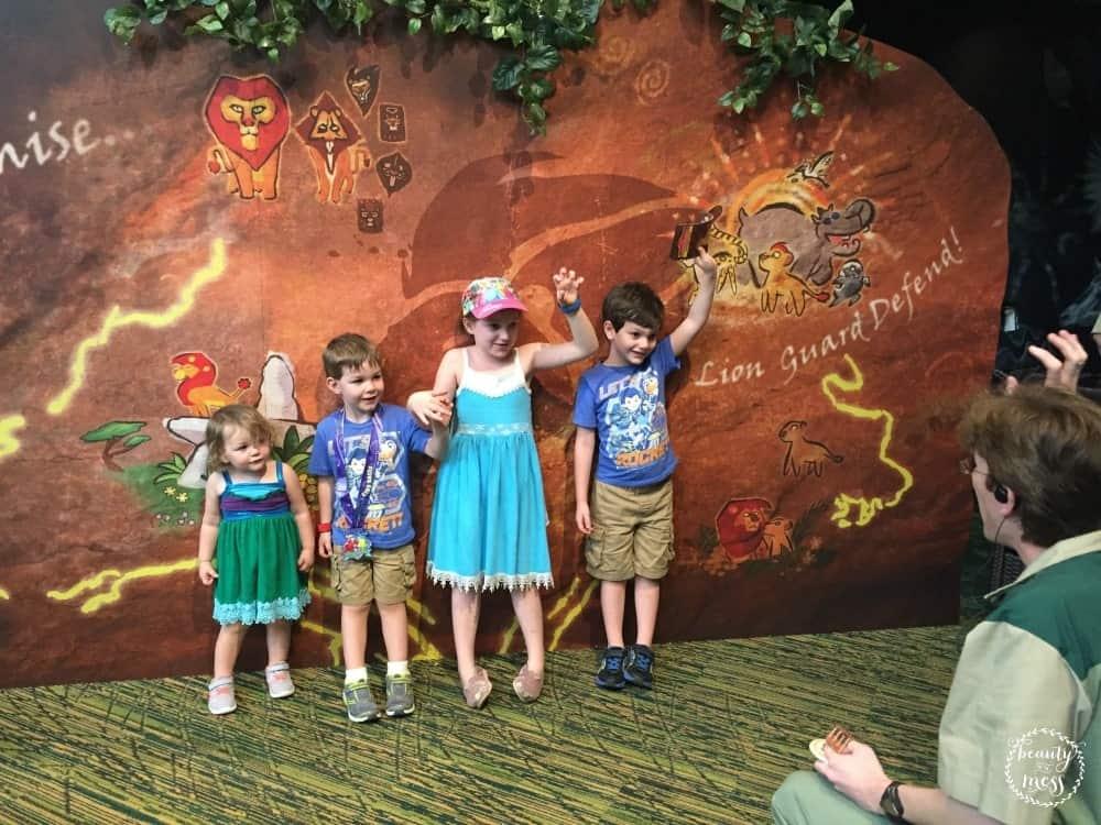 Rafiki's Planet Watch Animal Kingdom Walt Disney World