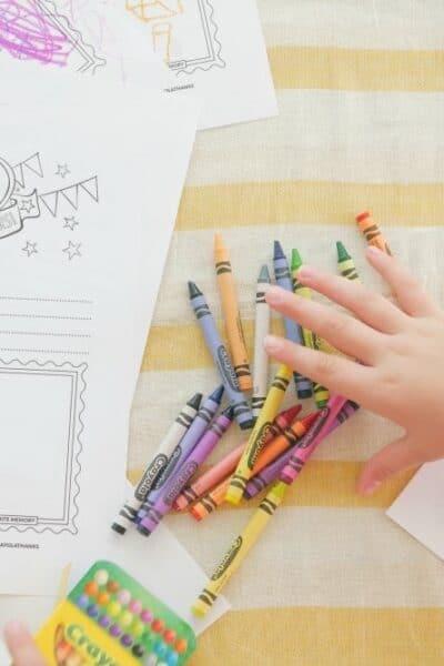 Crayola Thank You Teachers!