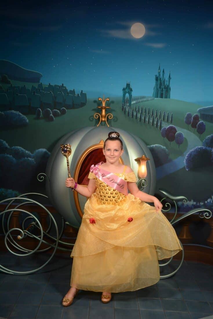 Dream Big Princess Bibbidi Bobbidi Boutique