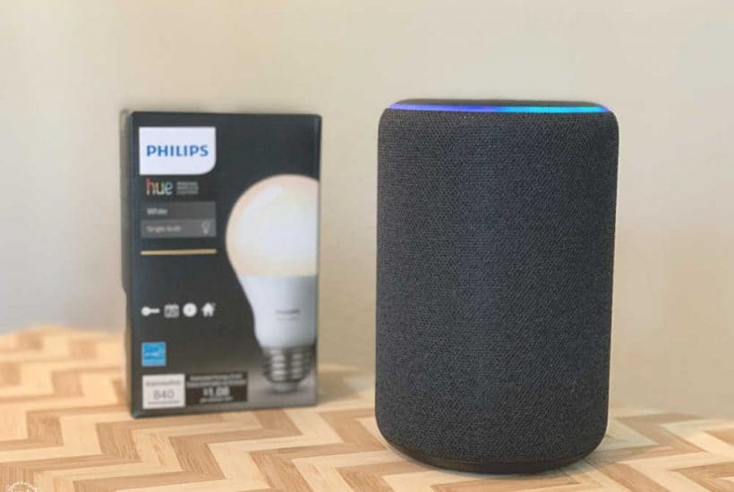 Philips Hue Smart Lights with Alexa