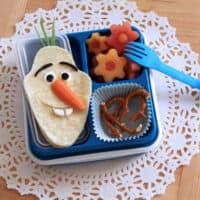 Frozen Bento Box   Disney Family