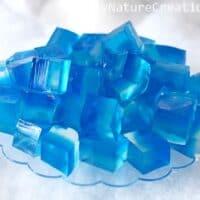 Disney FROZEN Jello 'Ice' Cubes