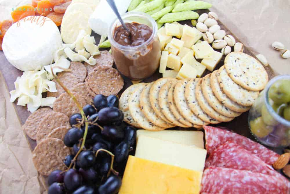 gluten free charcuterie board ideas