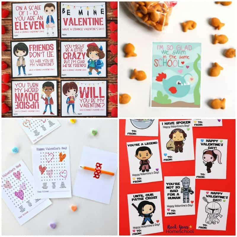last-minute printable valentines