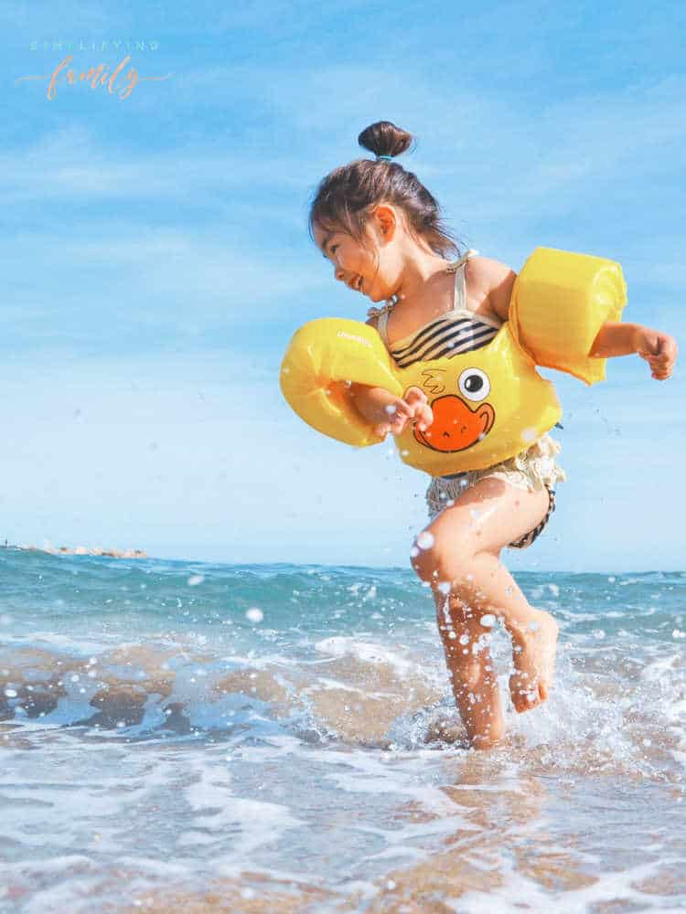 tips for beach trips