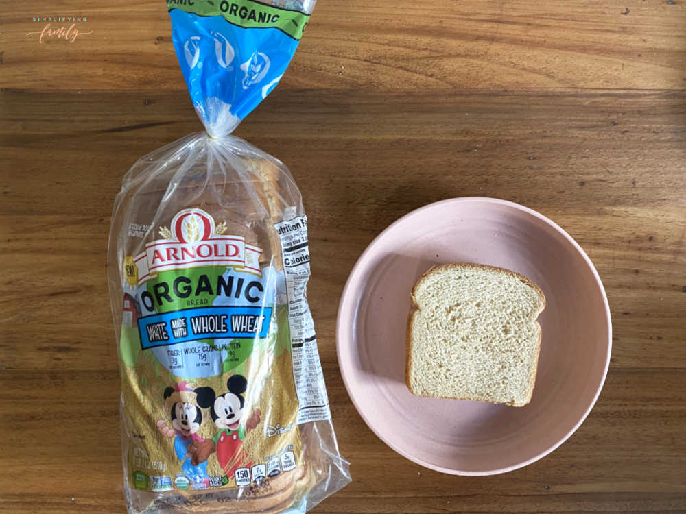 memories with family arnold organic bread for kids
