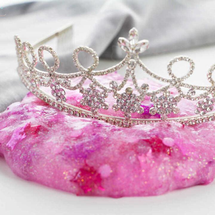 Pink Princess Slime