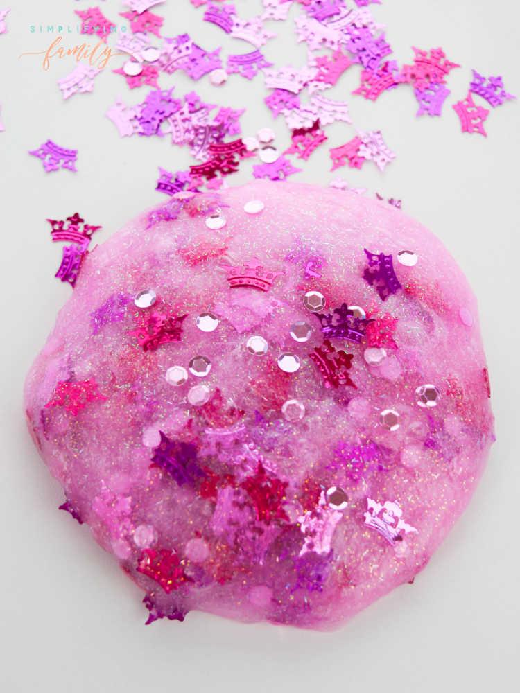 how to make princess slime