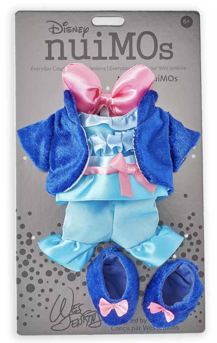 Disney nuiMOs Outfit – Bo Peep Cosplay Set by Wes Jenkins