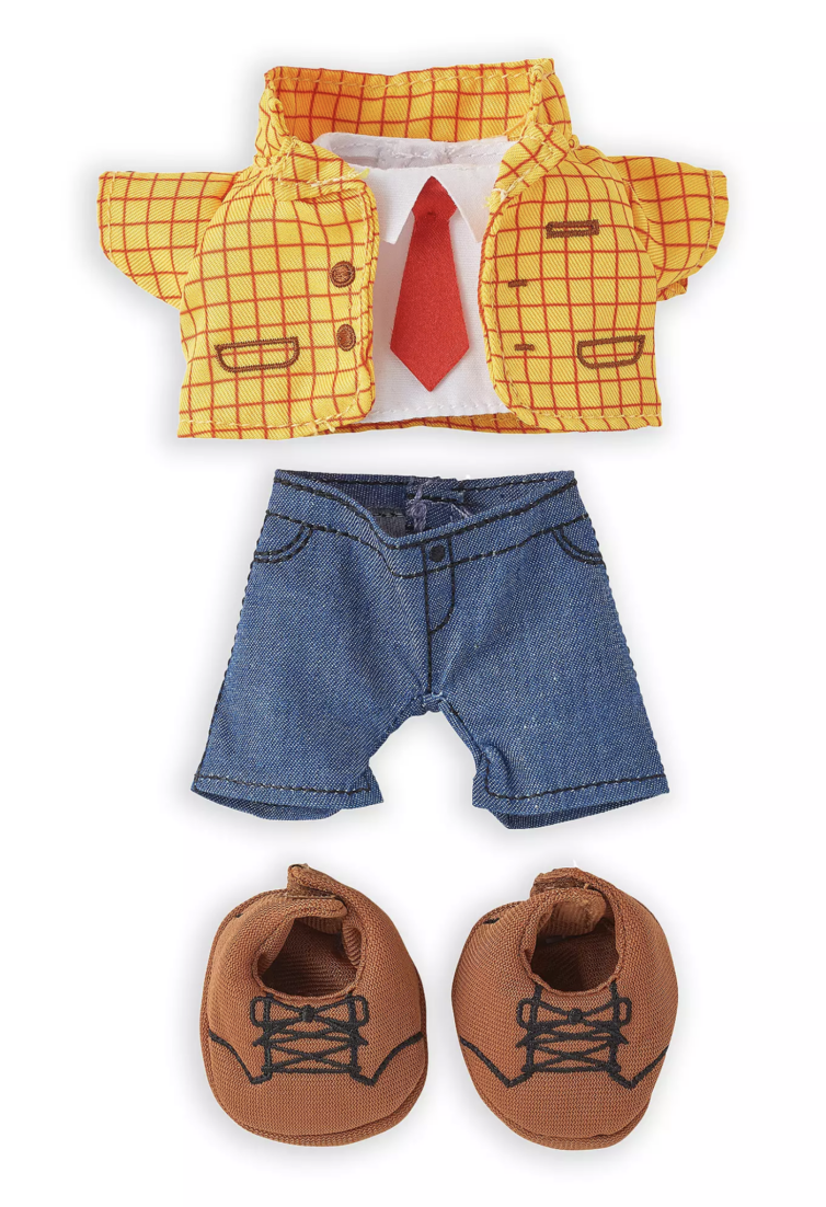 Disney nuiMOs Outfit – Woody Cosplay Set by Wes Jenkins
