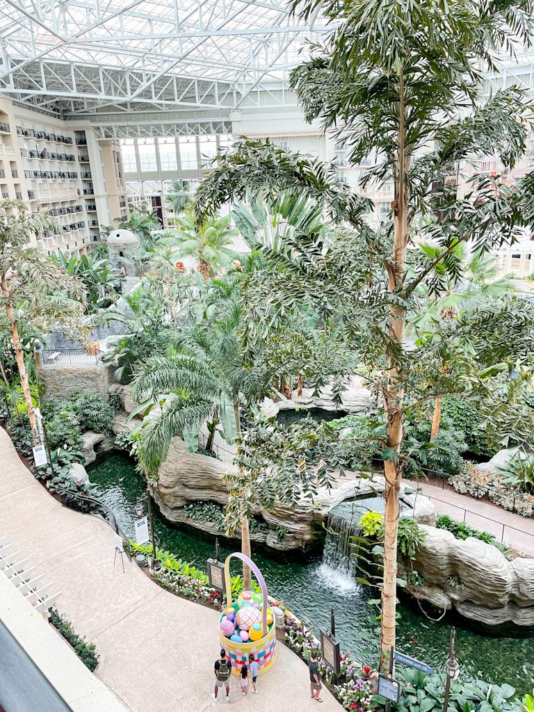 Gaylord Palms Orlando Atrium