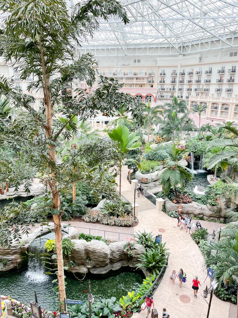 Gaylord Palms Resort Orlando Atrium